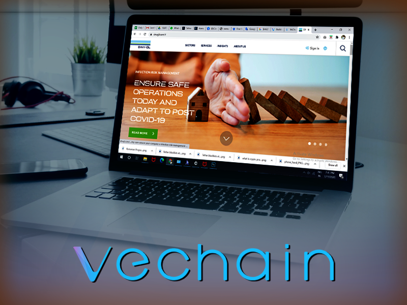 InterConctinental Hotel Group Issues Health Protection Certificate Using VeChain's Technology
