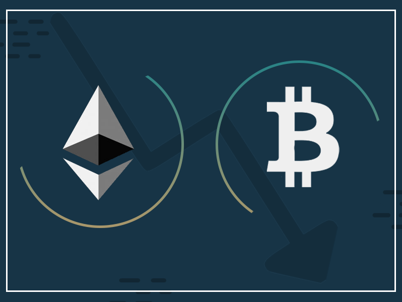 Short-Term Correlation Between Ethereum and Bitcoin is Dropping