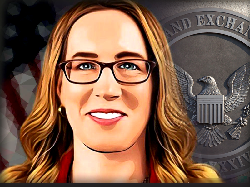 Hester Peirce Gets Approval For for SEC Commissioner Second Term