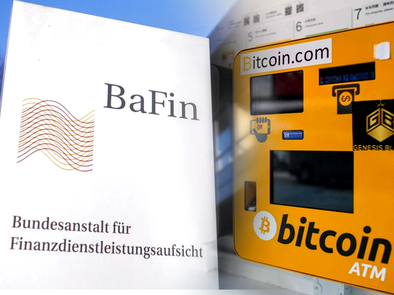 BaFin Cracks Down on Illegal Bitcoin ATMs Within Germany