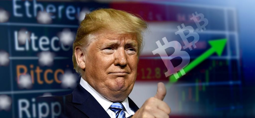 Trump's Proposed Tax Cut Could Be A Win For Crypto Industry