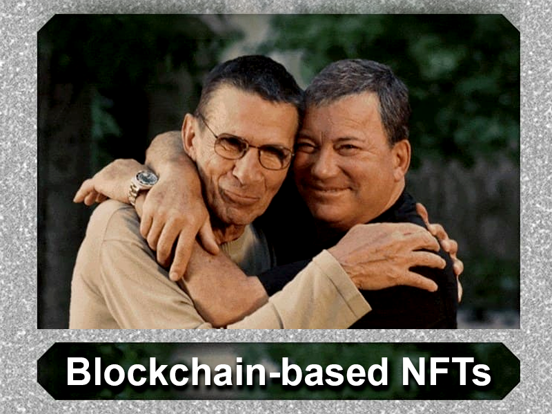 Golden Globe Winner William Shatner's NFTs Sold On WAX Blockchain