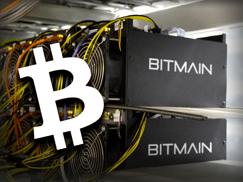 Bitmain Delays Delivery Of Antminer Mining Machine