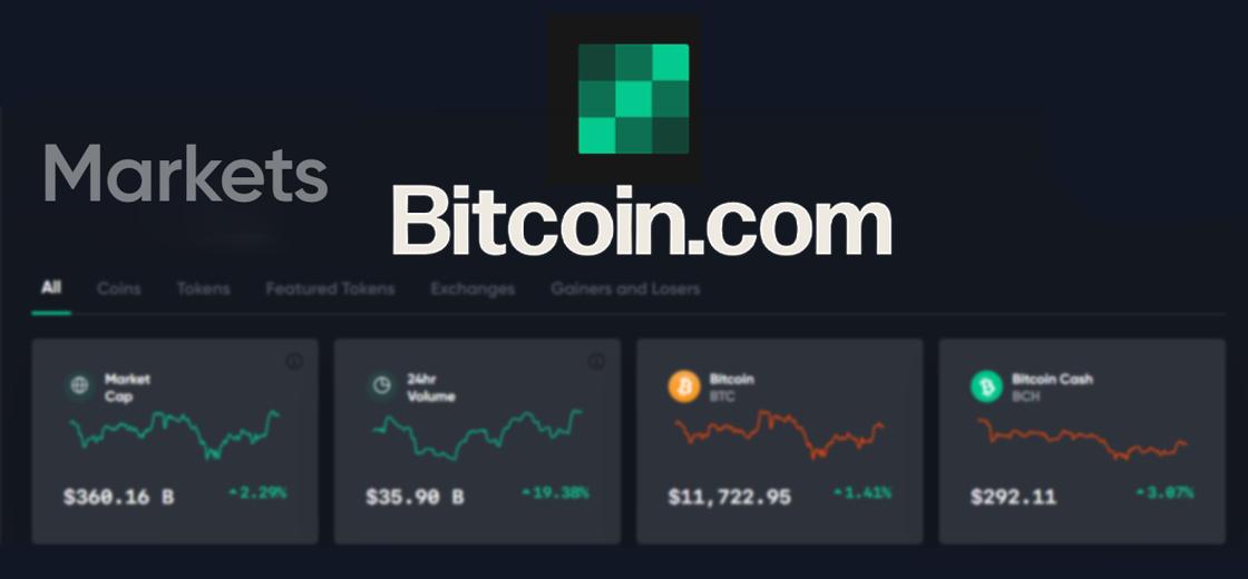 Markets.Bitcoin.com Saves the Day as Coinmarketcap Goes Offline Temporarily