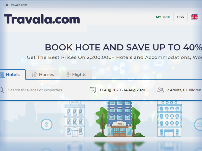 Travala Adds 1 Million New Homes Across 195 Countries