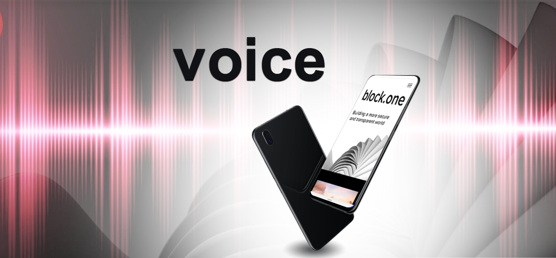 Block.One's Social Networking Site Voice is Live For Public