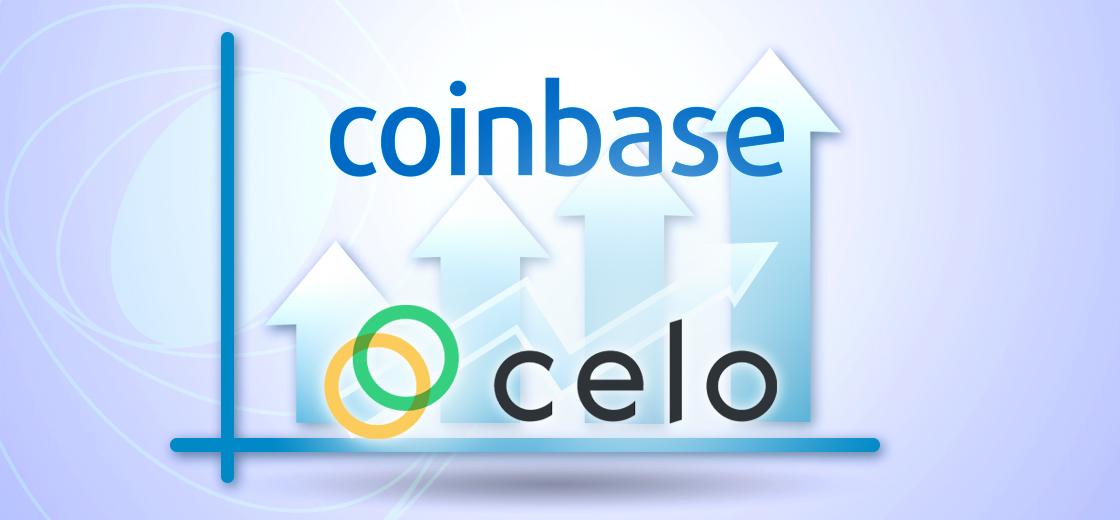 Coinbase Pro Announces Listing of Celo's Native Token