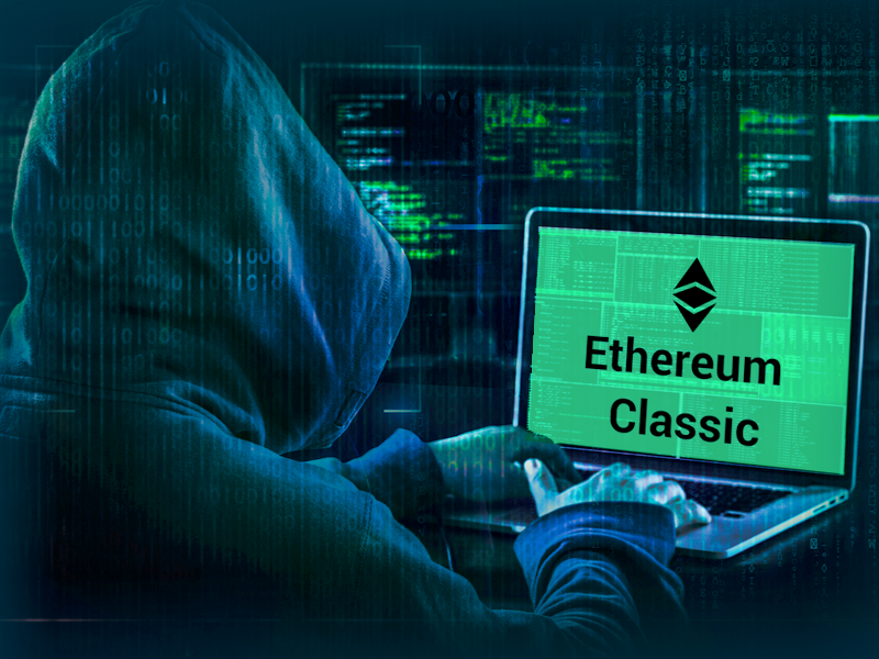 Ethereum Classic (ETC) Experiences Another 51 Percent Attack In A Week