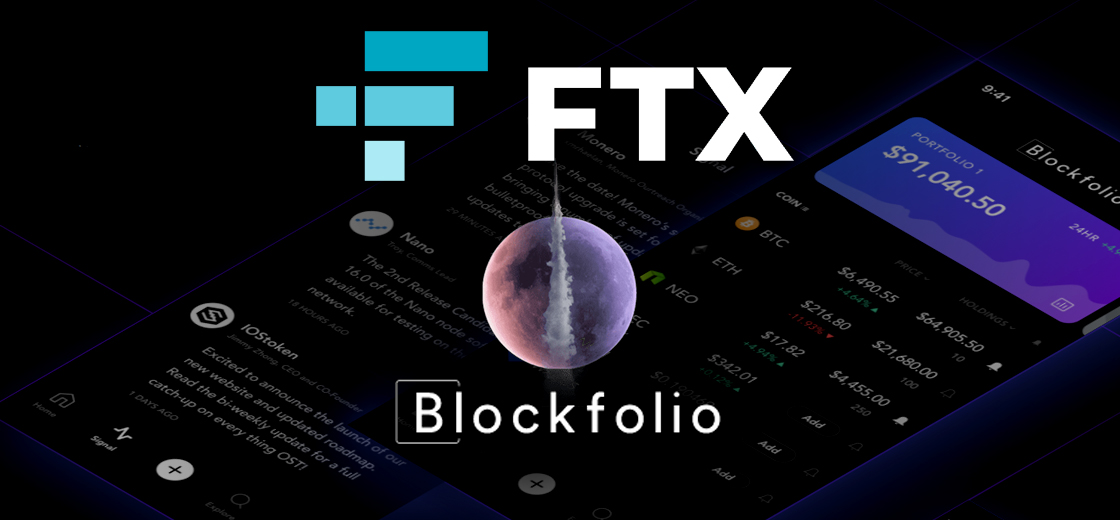 FTX Acquires Portfolio Tracker App Blockfolio For $150 Million