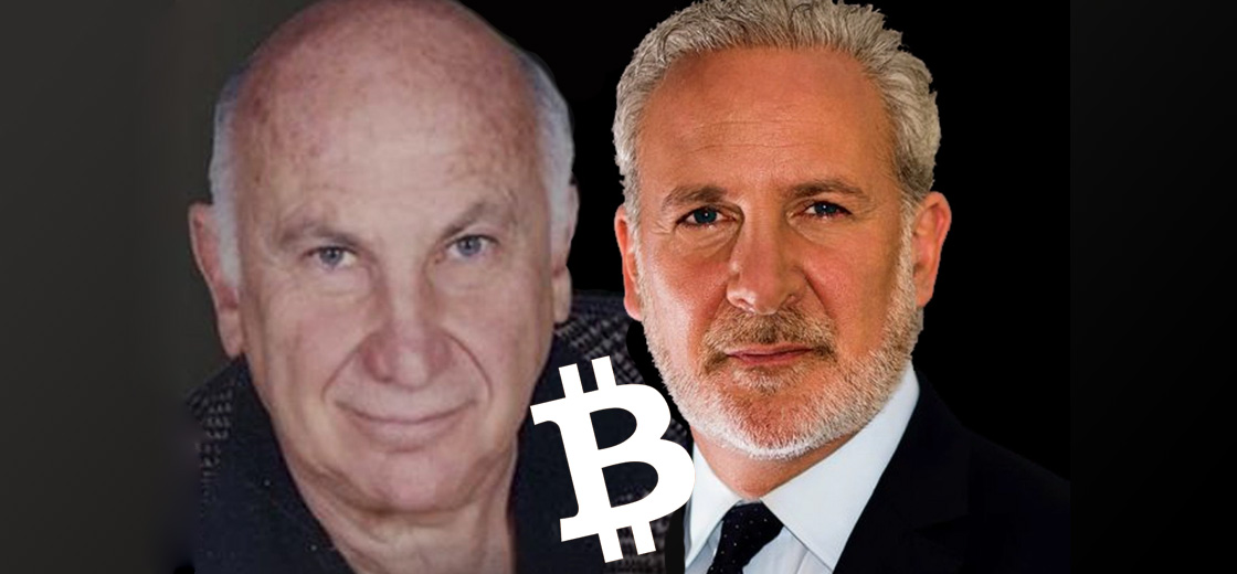 Gold Bug Peter Schiff Asks People To Donate Crypto To His son