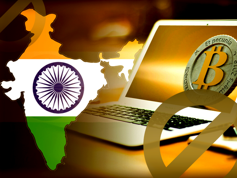 Indian Government Planning Legal Framework To Ban Crypto Trading