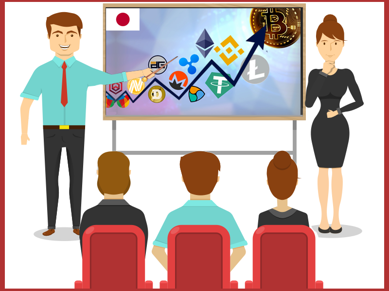 JVCEA Reports Japanese Active Crypto Users Decreased in March