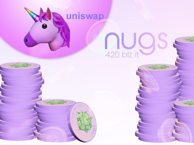 Uniswap Listed NUGS And NEXE Tokens Make Exit Scam