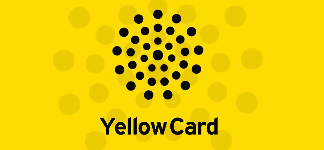 Nigerian Cryptocurrency Startup Yellow Card Raises of $1.5 Million