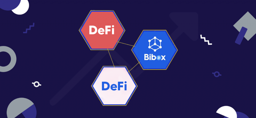 Bibox Lists Two Defi Tokens to Expand New Economy