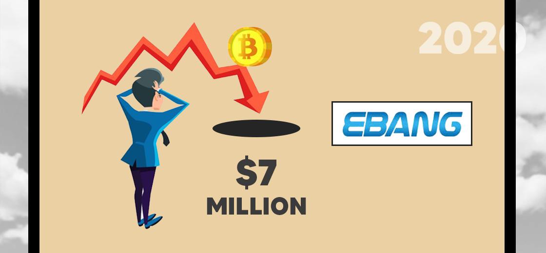 Bitcoin Mining Maker Ebang Loss Around $7 Million In First Half Of 2020