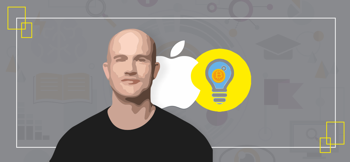 Brain Armstrong Accuses Apple For Hampering Crypto Innovation