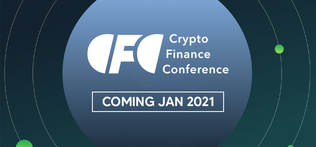 Crypto Finance Conference (CFC) To Return To Physical Format In Jan 2021