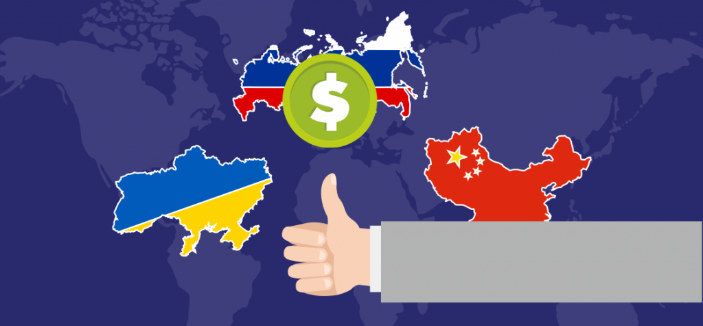 Chainalysis Claims Ukraine Beats Russia and China in Crypto Adoption