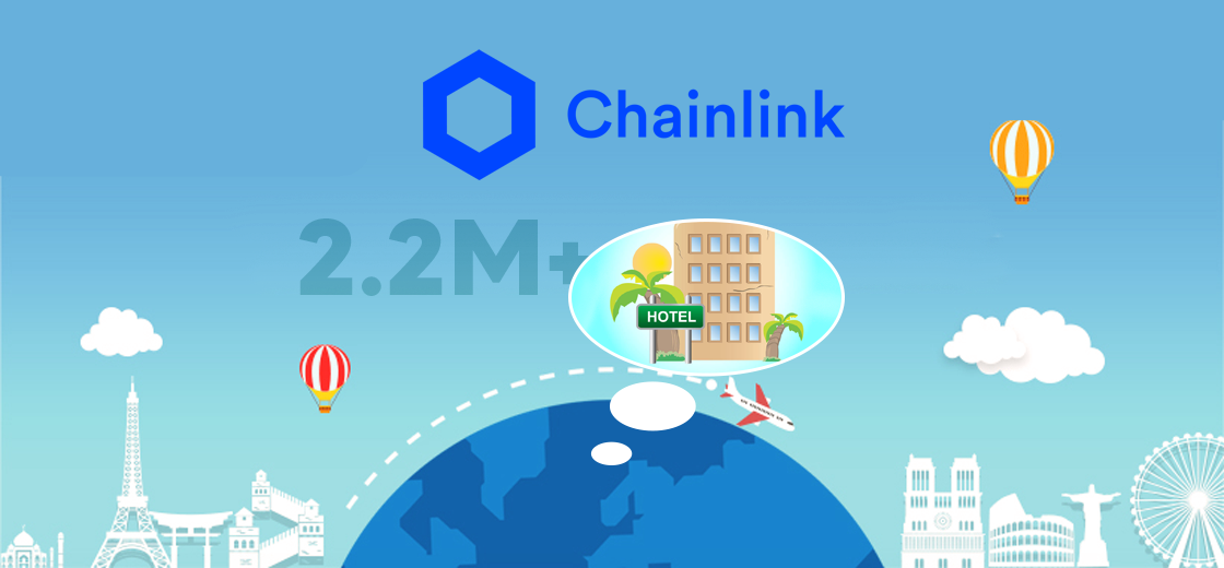 ChainLink (LINK) Accommodates its Use to Book 2.2M+ Hotels Globally