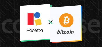 Coinbase Open-Source Project Rosetta Integrates Bitcoin Implementation