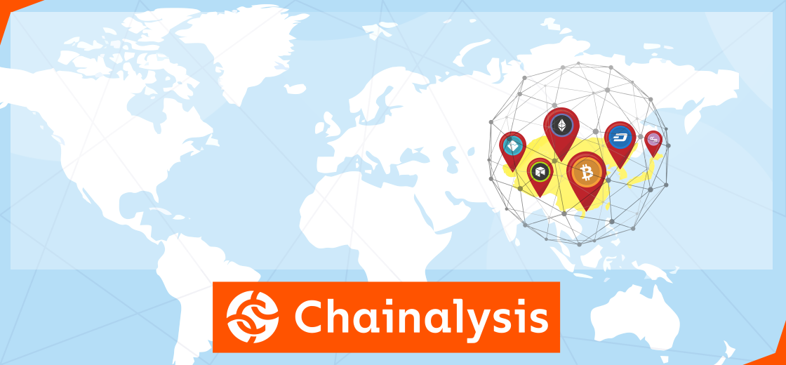 East Asia Is Leading World's Onchain Crypto Activity, Reports Chainalysis