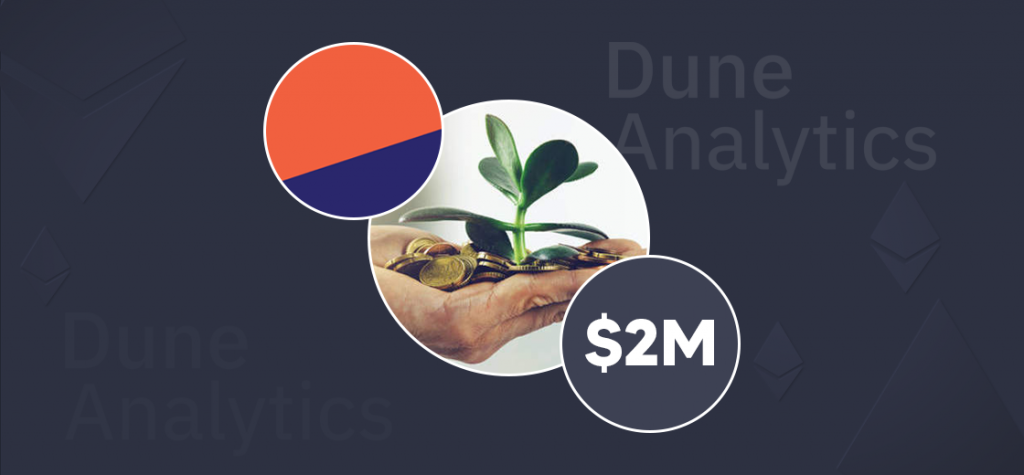 Ethereum Data Website Dune Analytics Organizes Seed Funding, Raised $2 Million