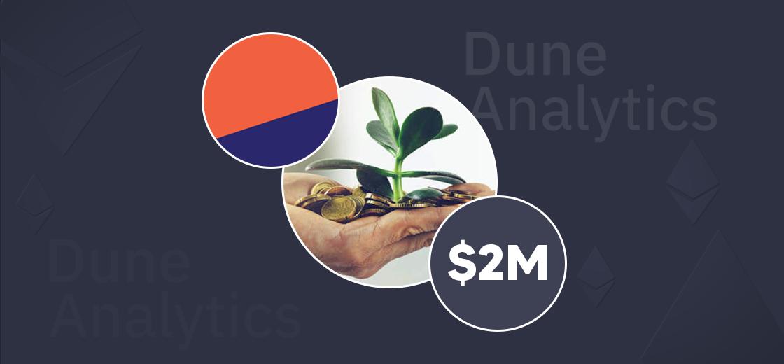 Ethereum Data Website Dune Analytics Organizes Seed Funding, Raised $2 Million