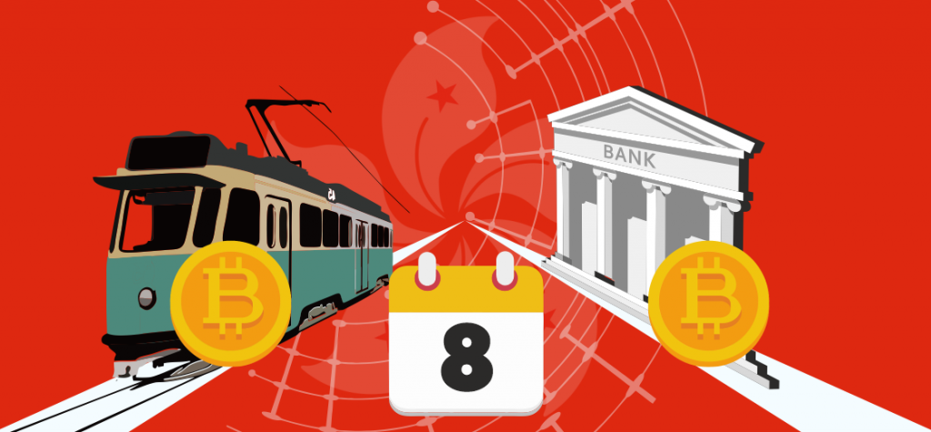 Hong Kong Trams And A Few Areas Near Banks To Feature Bitcoin Ads