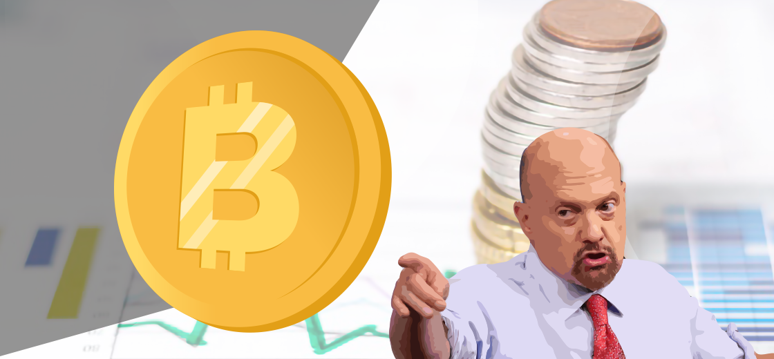 Investment Guru Jim Cramer Starts Taking Interest In Bitcoin