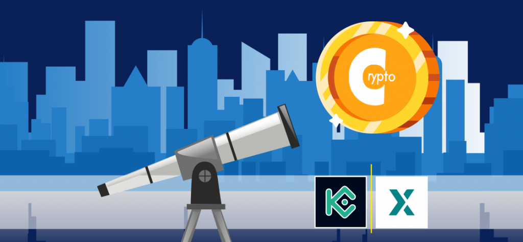 KuCoin and Poloniex Team Up To Research Crypto Industry
