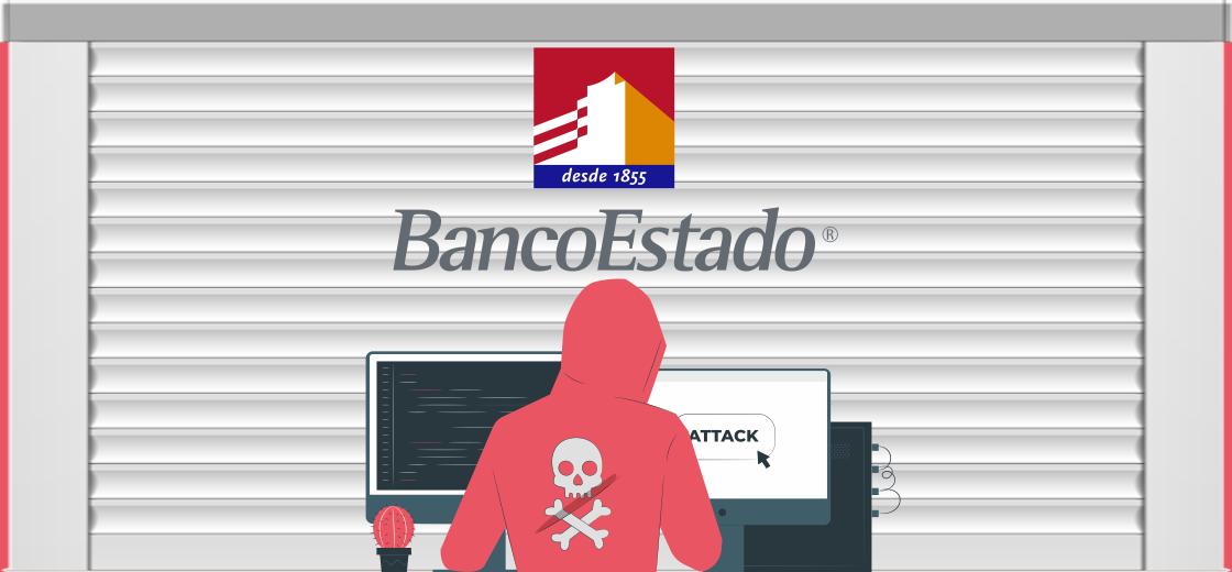 Banco Estado Shuts Down Nationwide Operations Due To Ransomware Attacks