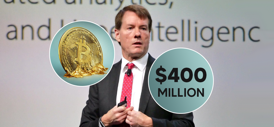 Michael Saylor Says $400M Bitcoin Reserve Holdings Could Be Liquidated