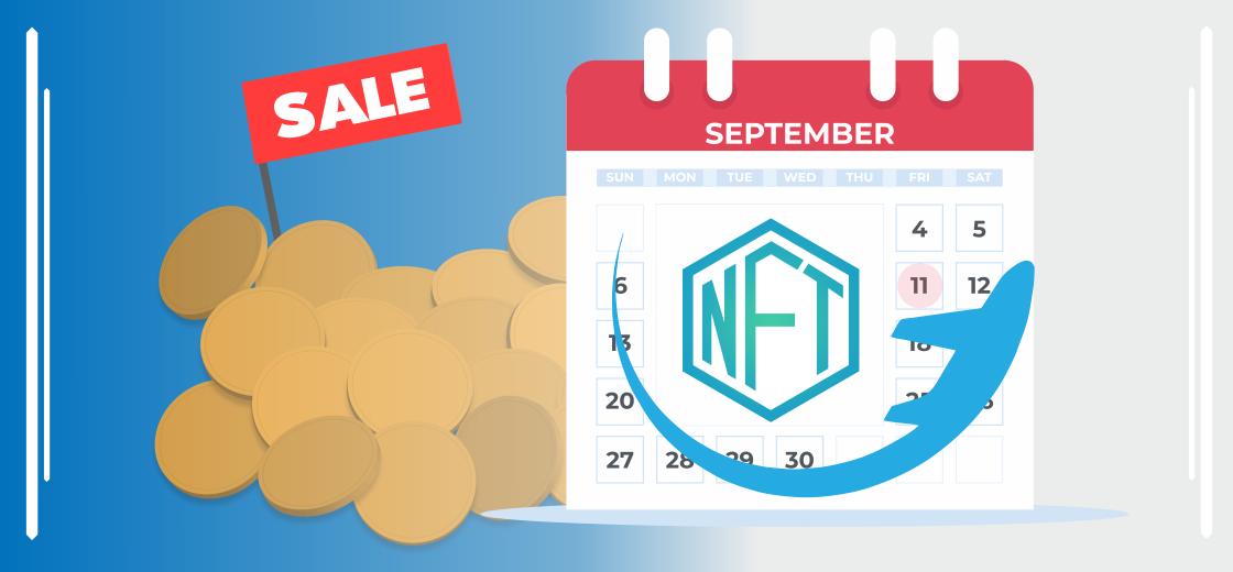 NFT Gains $1 Million In Volume In Last Week's Token Sale