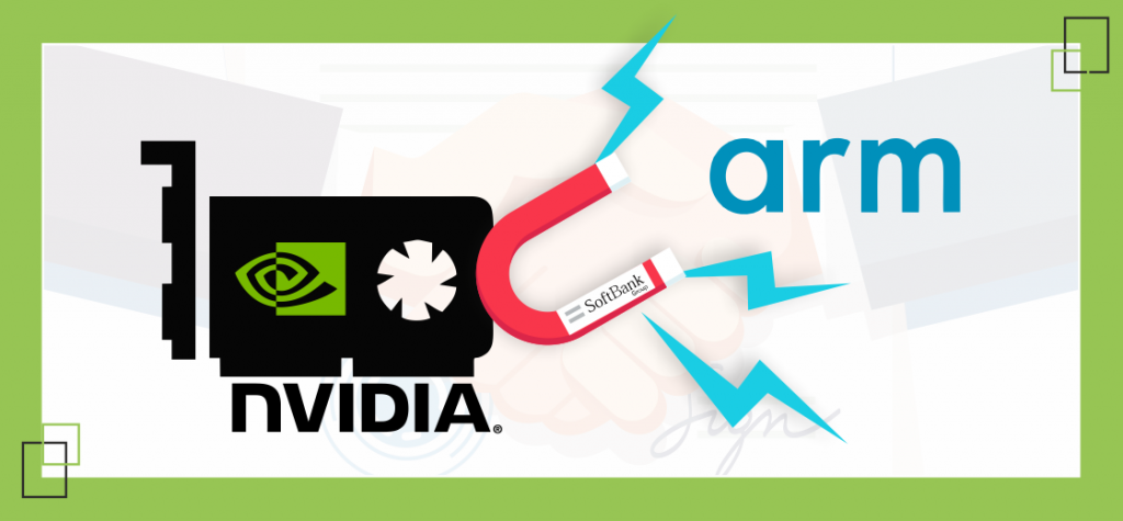 Nvidia Signs Definitive Agreement With SoftbankGroup Corp. To Acquire ARM