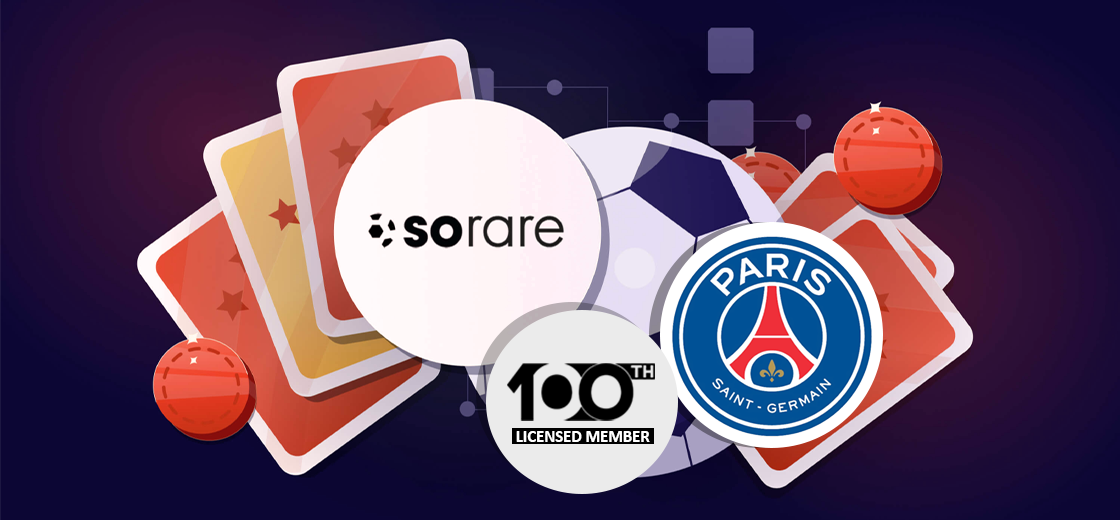 PSG Football Club Becomes 100th Licensed Club Member Of Sorare