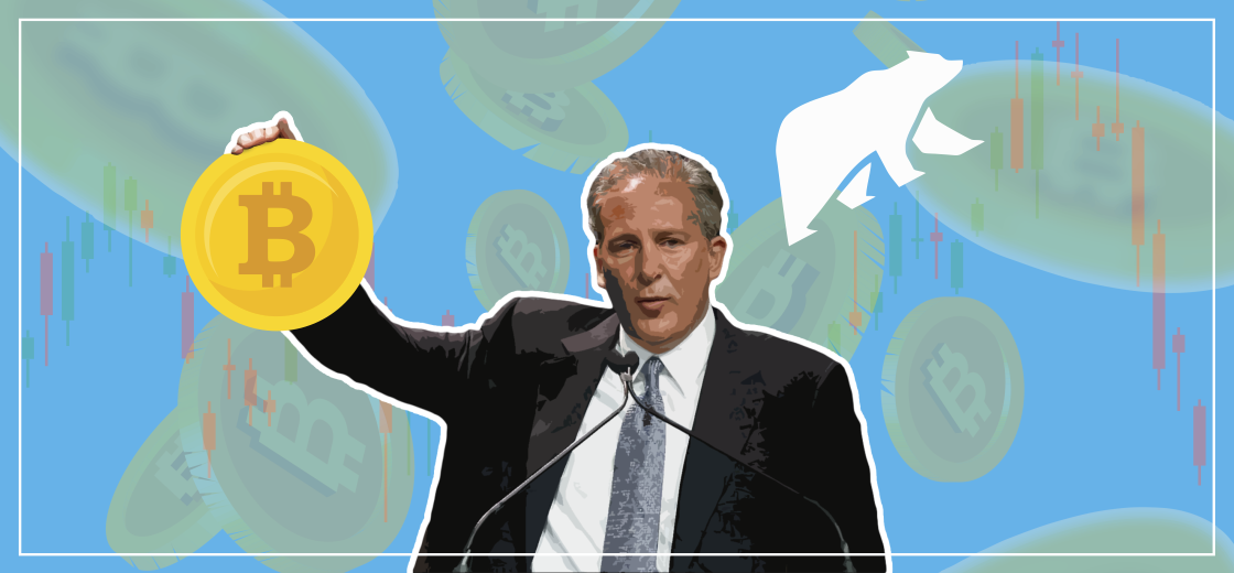 Peter Schiff as a Bitcoin (BTC) Critic: Position and Beliefs
