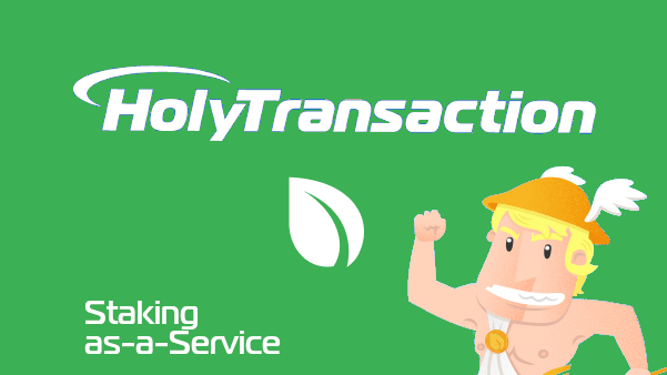 Proof-of-stake Pioneer Peercoin is now Available for Staking on HolyTransaction