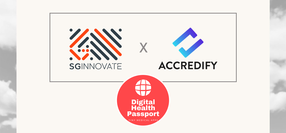 SGInnovate Along With Accredify Develops Blockchain-Based Digital Health Passport