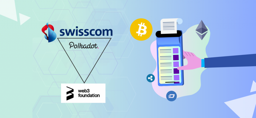 Swisscom Blockchain To Strengthen Pokladot's PoS Network Using Grant From Web3