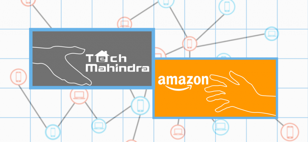 Tech Mahindra Announces Partnership With AWS For Blockchain Based Solutions