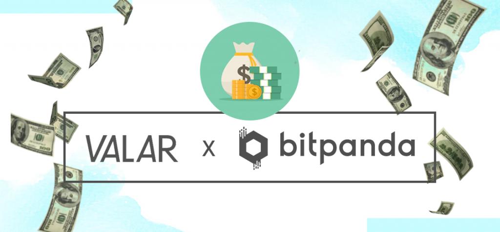 Valar Ventures Lead Series A Funding Round Of Bitpanda