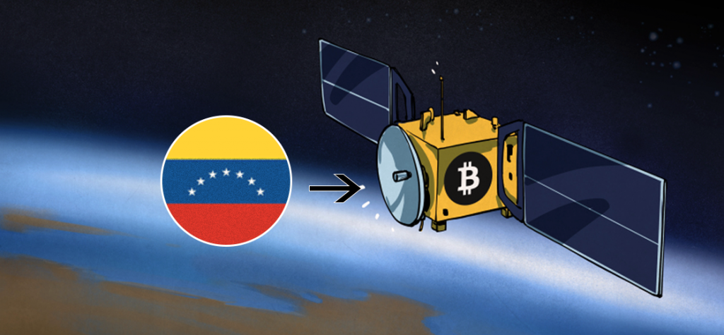 Venezuela To Process Transaction Through Bitcoin Satellite Node