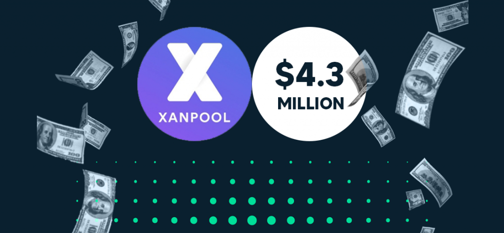 XanPool Concludes Pre-Series A Funding Round With $4.3 Million