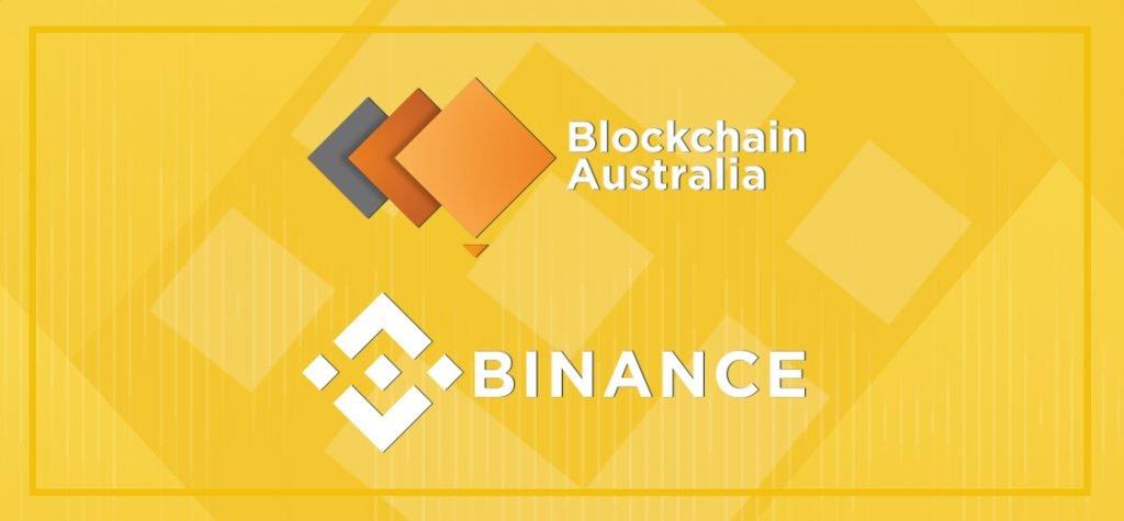 Blockchain Australia Becomes New Member Of Binance Australia