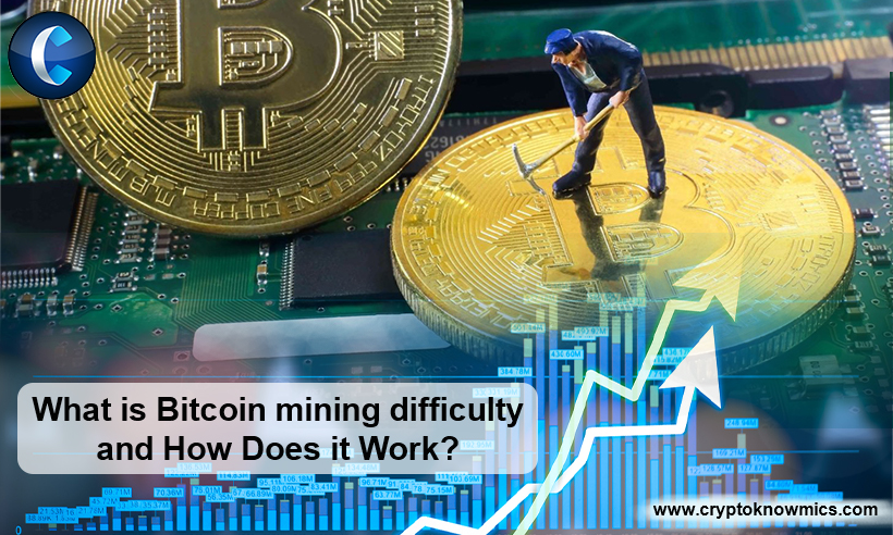 What is Bitcoin mining difficulty and How Does it Work?