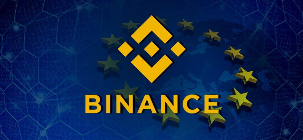 Binance Becomes Member Of Blockchain For Europe