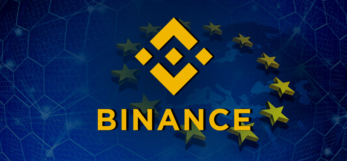Binance Becomes Member Of Blockchain For Europe