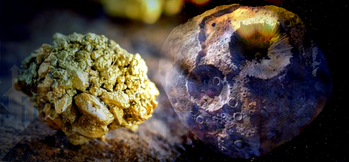The Golden Asteroid: How Mining Gold Asteroid Can Impact Gold's Store of Value