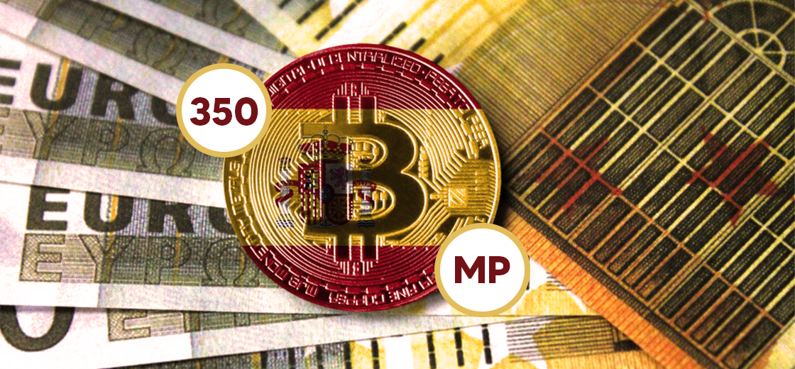 350 Spanish MPs to Get Bitcoin In A Bid To Drive Adoption
